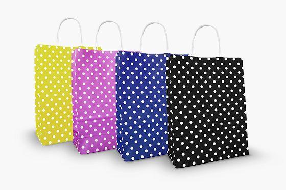Dárkové  luxusní tašky