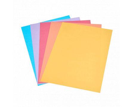 Barevný kopírovací papír duha 5 barev sytá A3/80g/100  listů