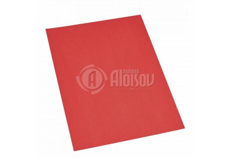 Barevný papír červený A1/80g/250 listů