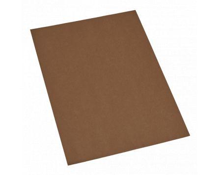 Barevný papír hnědý A2/80g/250 listů
