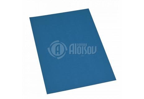 Barevný papír modrý A3/80g/100 listů