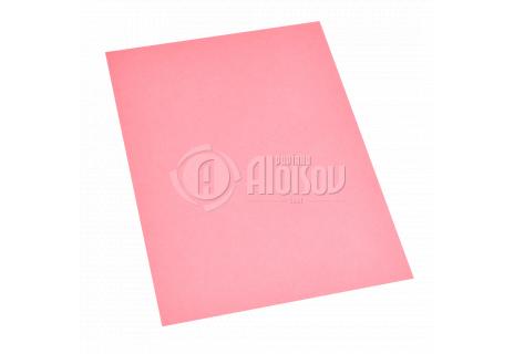 Barevný papír růžový A2/80g/250 listů