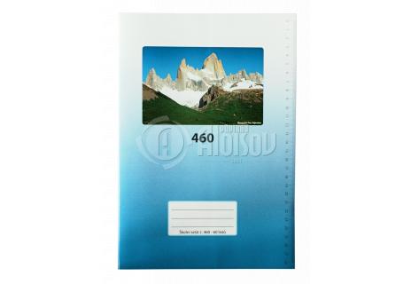 Školní sešit 460