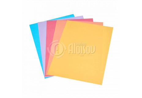 Barevný kopírovací papír duha 5 barev sytá A3/80g/500 listů