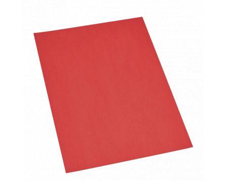 Barevný papír červený A4/80g/500 listů
