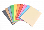 Barevný recyklovaný papír hnědý A4/80g/500 listů