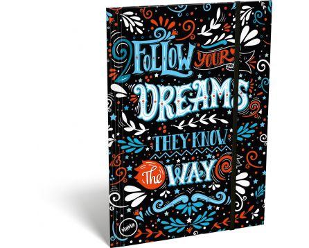 Složka na papíry A4 Dreams